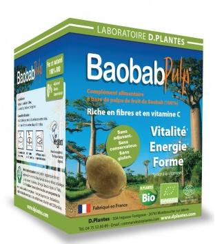 Baobab Pulp Bio