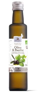 Olive et Basilic