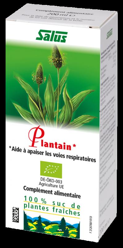 Suc de Plantain