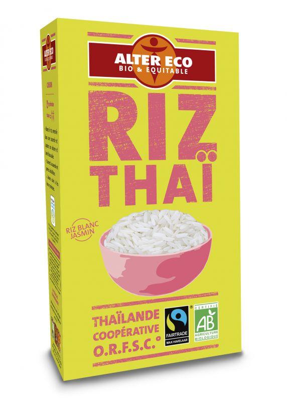 Riz Thaï Blanc Jasmin