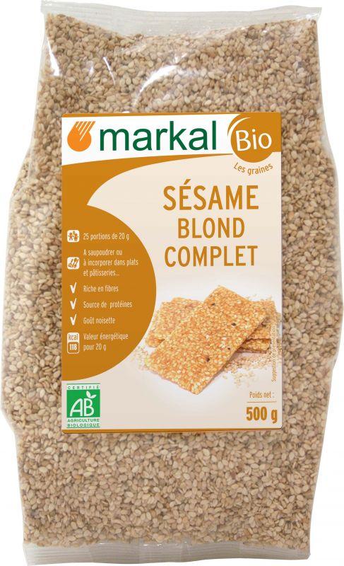 Sésame blond complet - Markal