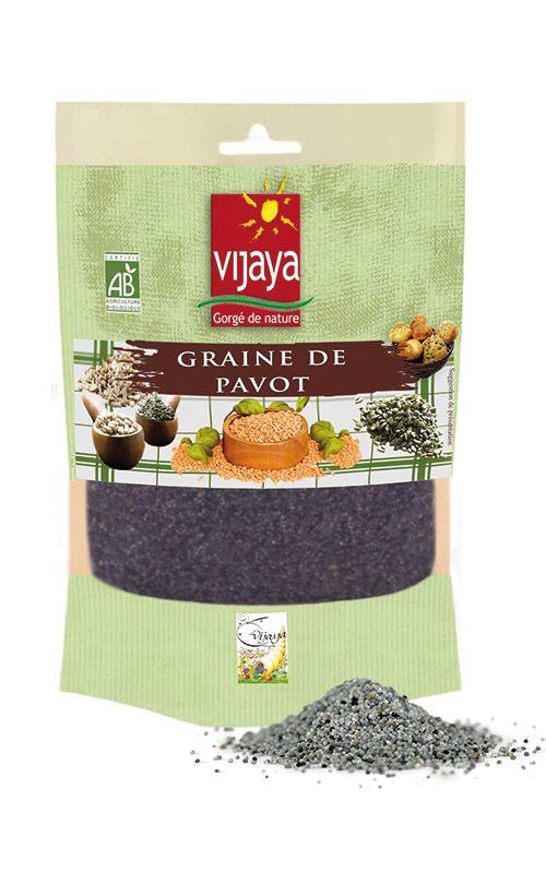 Graine de Pavot VIJAYA - Bio