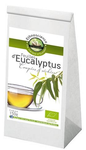 Feuilles d'Eucalyptus bio