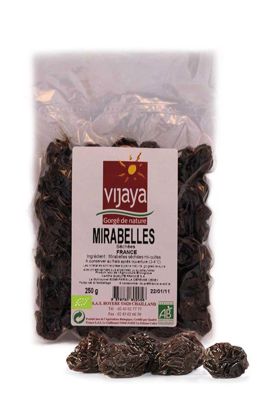 Mirabelle Séchée VIJAYA - Bio