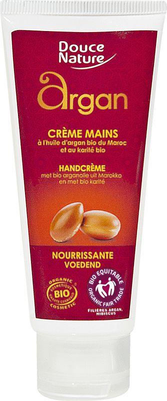 Crème mains à l'huile d'Argan