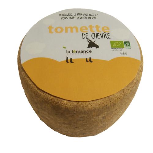 Tomette de chèvre - Gamme Chèvre