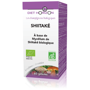Shiitaké BIO