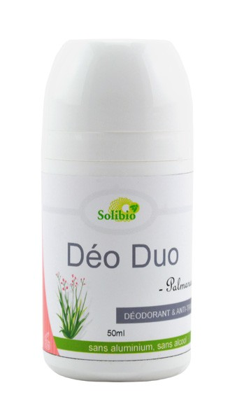 Déo duo de Solignac Palmarosa Roll-on