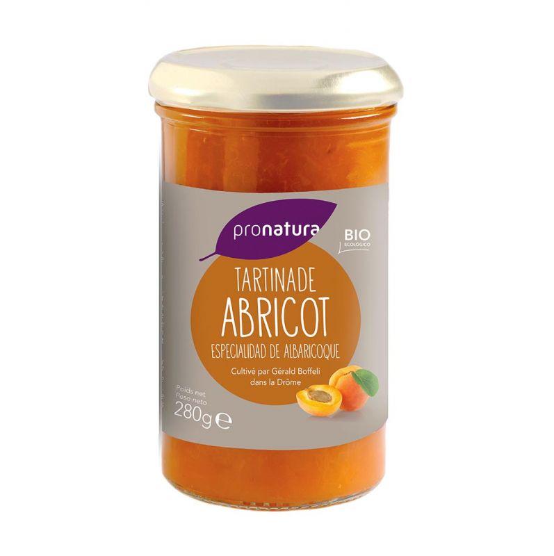 Tartinade d'abricots