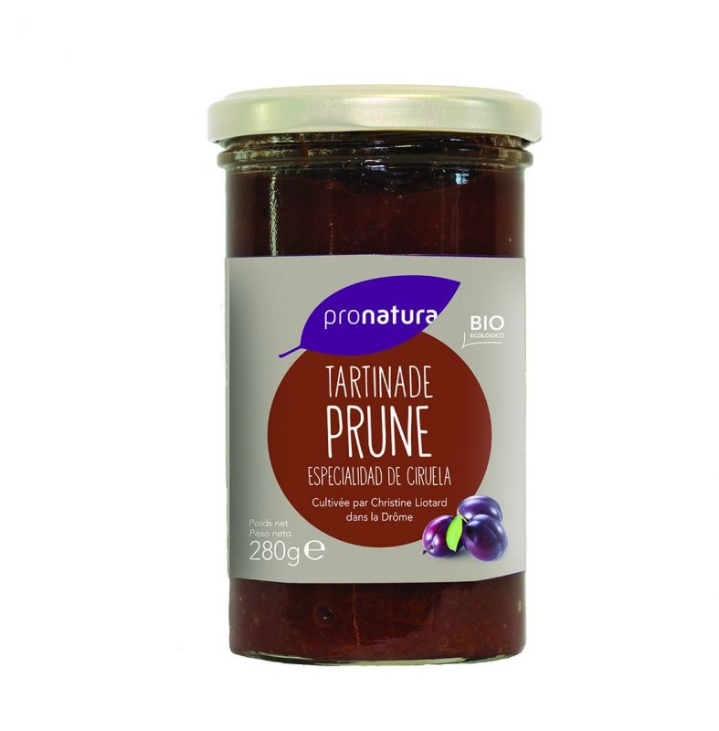 Tartinade de prunes
