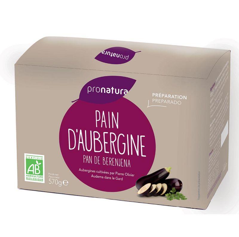 Pain d'aubergine