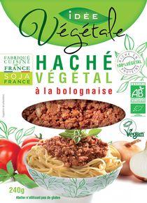 Haché végétal - Bolognaise