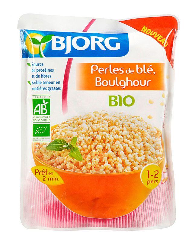 Perles de blé, boulghour Bio