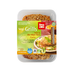 VEGI GRILLS CURRY