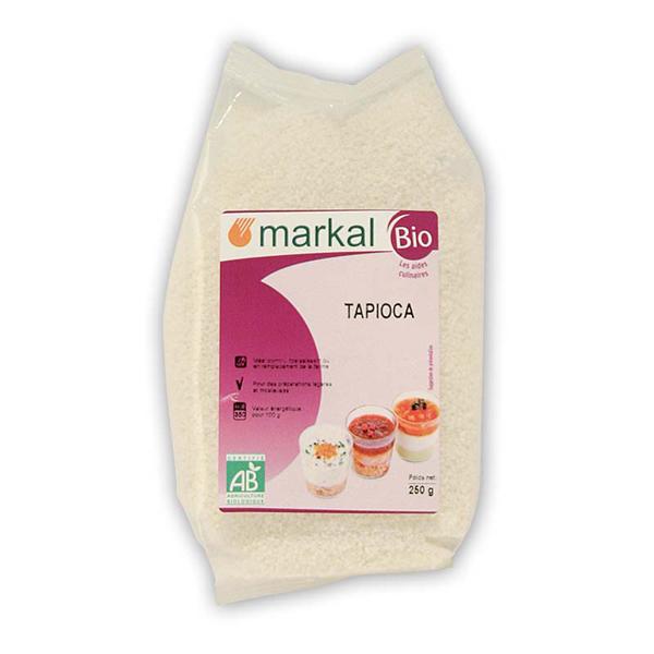 tapioca (fécule de manioc)