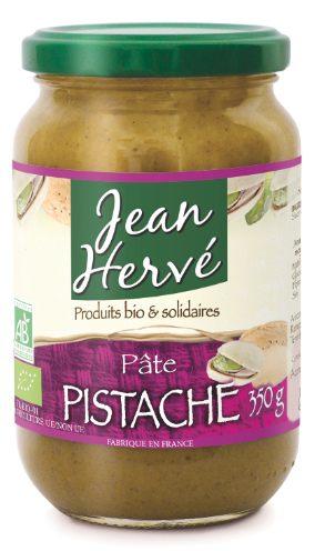 pâte de pistache bio