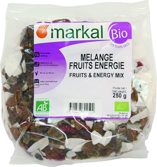 Mélange Fruits Energie