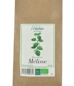 Mélisse (feuilles)