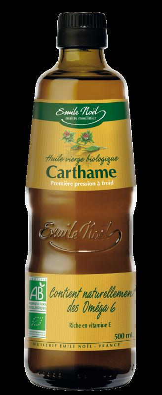 Huile vierge de Carthame