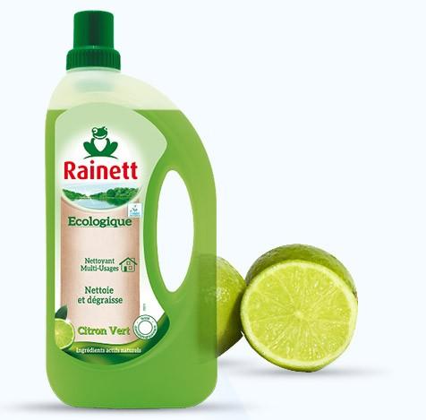 Nettoyant Multi-usage Citron Vert