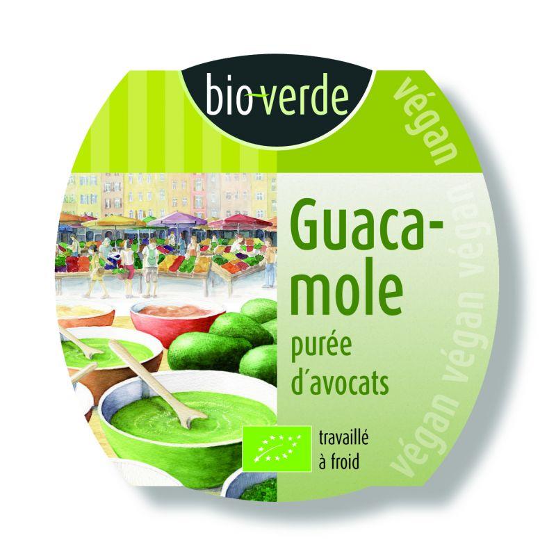 Guacamole frais 150g