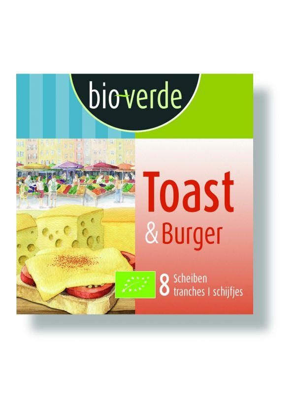 Toast & Burger 150g