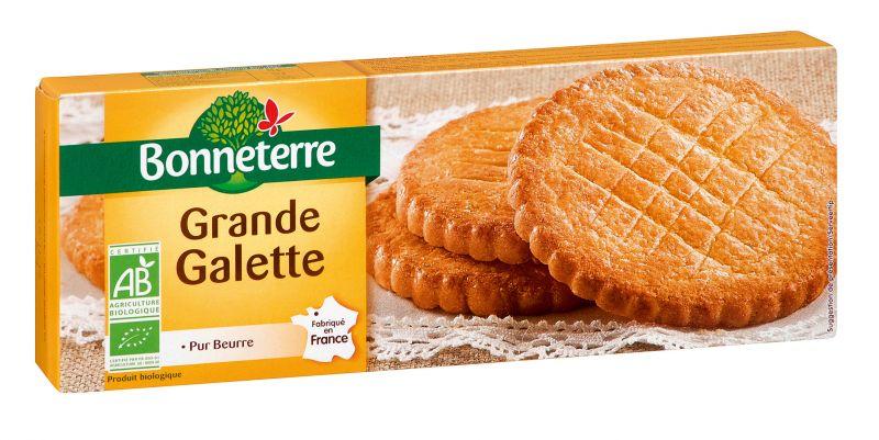 Bonneterre Grande galette bio