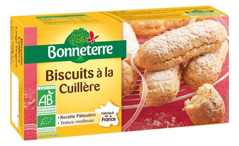 Bonneterre Biscuit à la cuillère bio