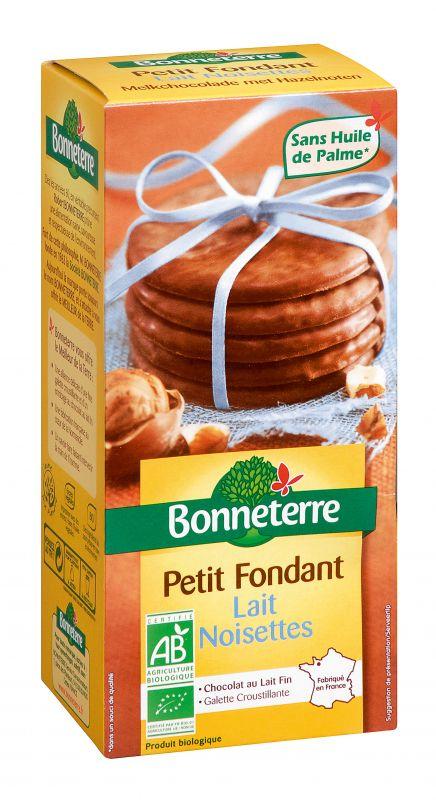 Bonneterre Petit fondant lait noisettes