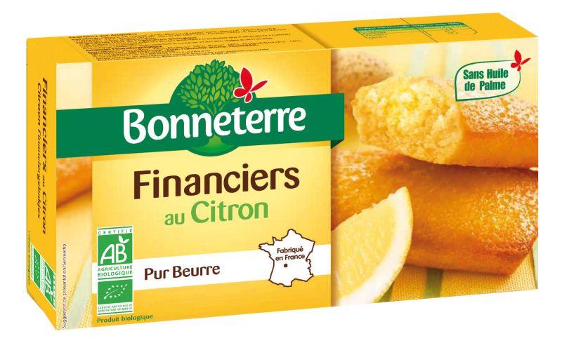Bonneterre Financier citron