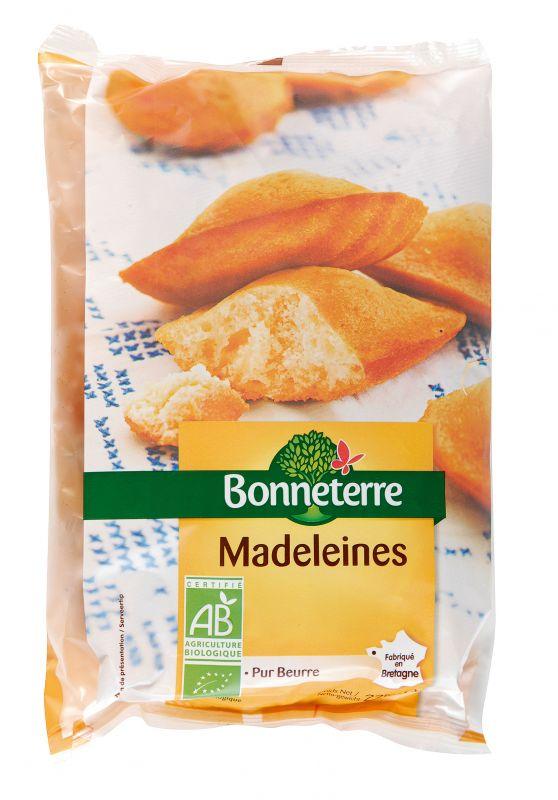 Bonneterre Madeleines bio