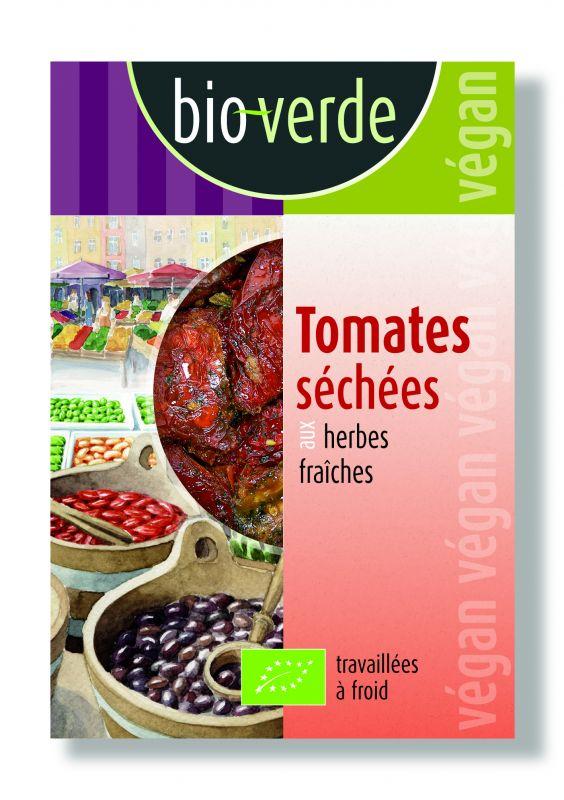 Tomates séchées 130g