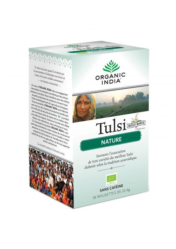 Tulsi Nature Bio Organic India