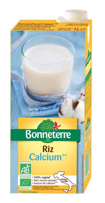 Riz Calcium Bio