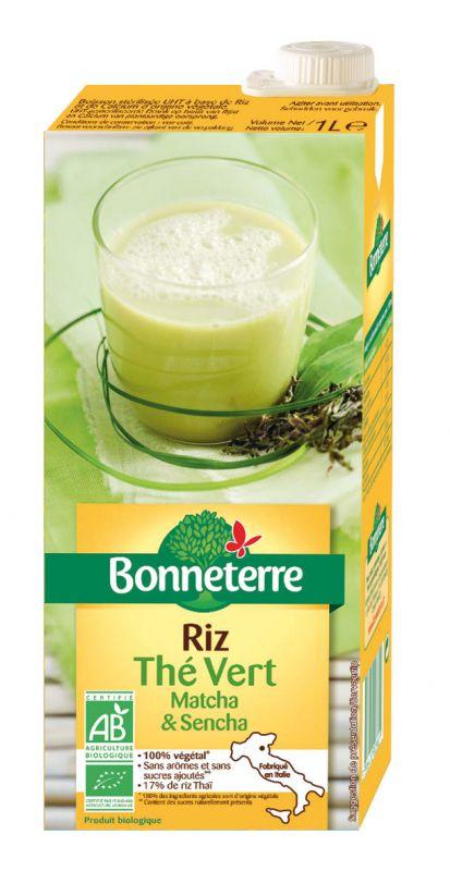 Riz Thé Vert Bio