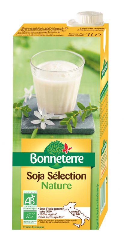 Bonneterre boisson soja séléction bio