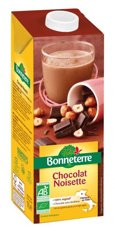 Chocolat Noisette Bio