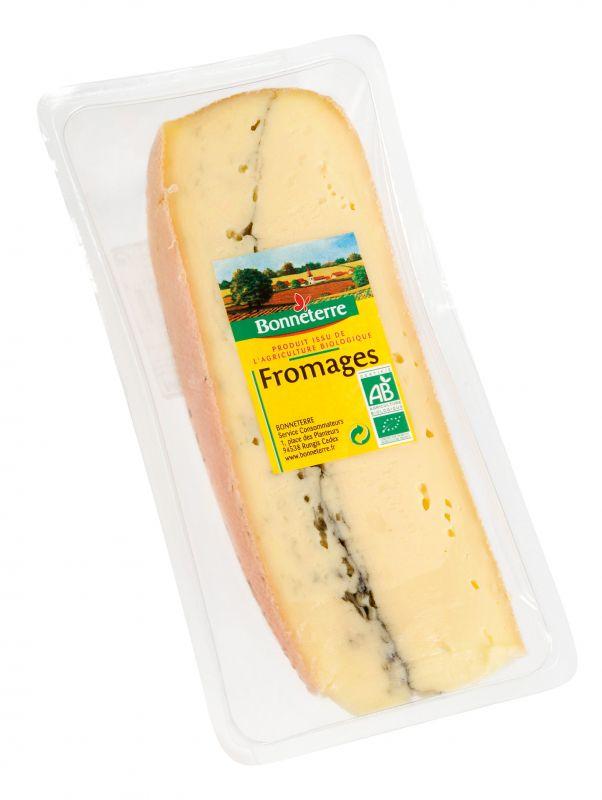 Bonneterre Morbier AOP Bio au lait cru