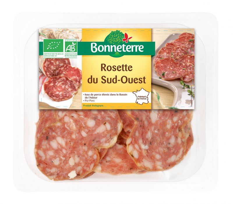 Bonneterre Rosette bio