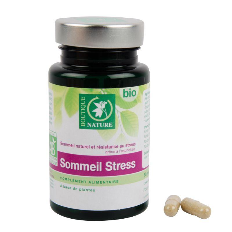 Sommeil Stress BIO