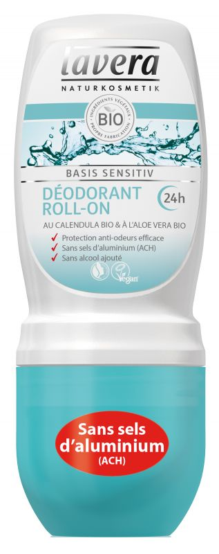 basis sensitiv Déodorant Roll-on