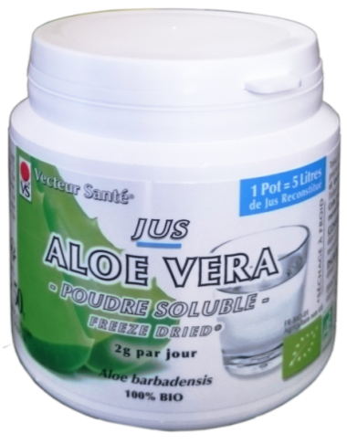 Aloe Vera Jus