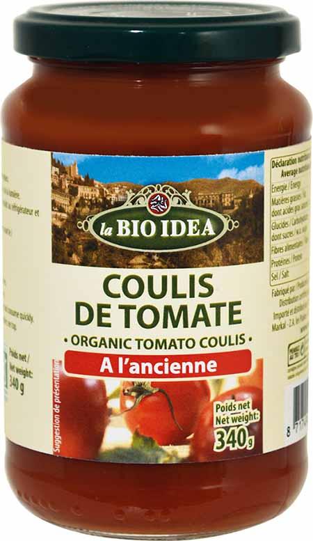 Coulis de tomates à l'ancienne