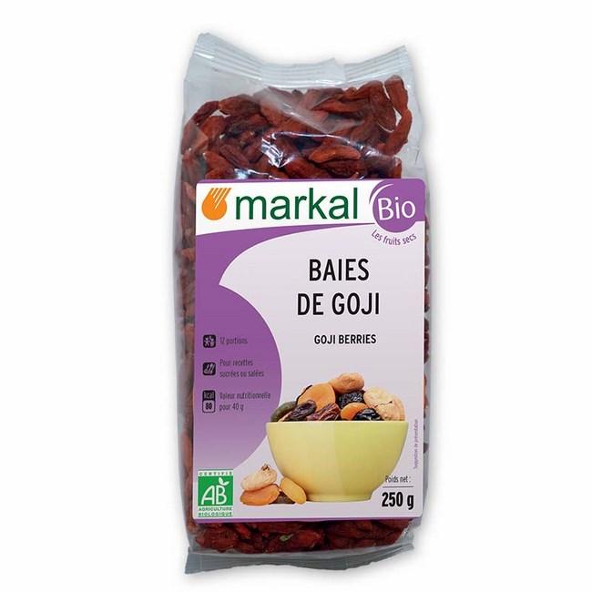 Baies de Goji bio - Markal
