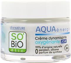Crème dynamisante oxygénante, Aqua Energie
