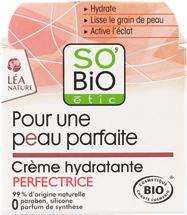 Crème hydratante perfectrice, Pour une peau parfaite