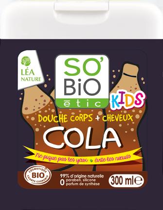 Douche et bain Kids cola
