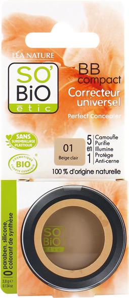 BB compact correcteur universel 5 en 1