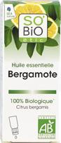 Huile essentielle Bergamote bio