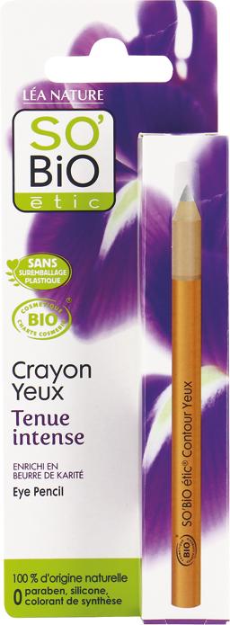 Crayon yeux tenue intense